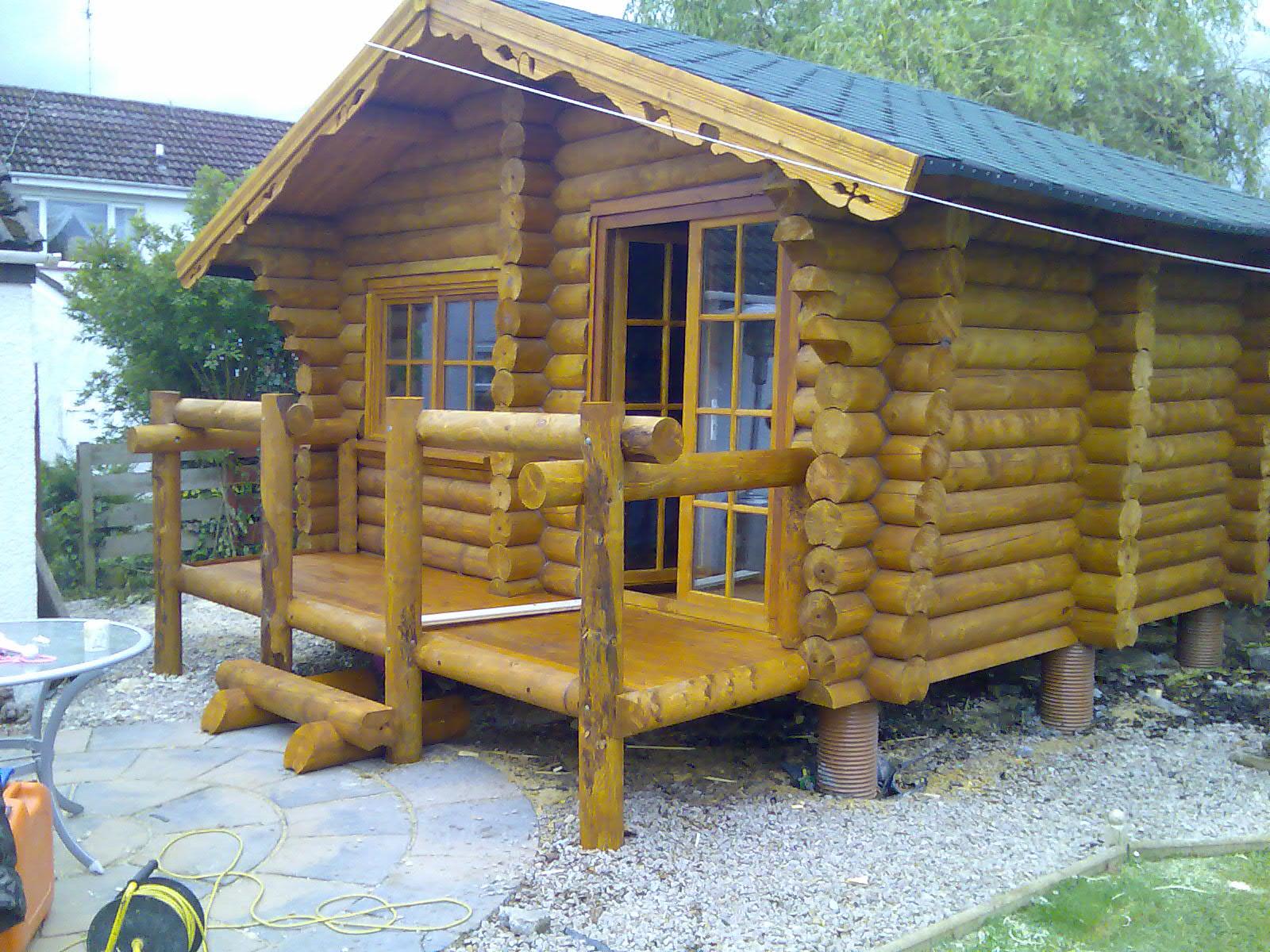 Log Builder Scotland Cabin Scotland Home
